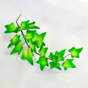 Kiwi Cake Decorating Supplies Auckland- Icing Sugar Gumpate Edible Ivy Leaf Bunch for Your Homemade Cake - Shop Online New Zealand